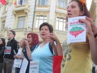 Noi proteste la Sibiu