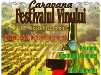 Afis Festivalul vinului