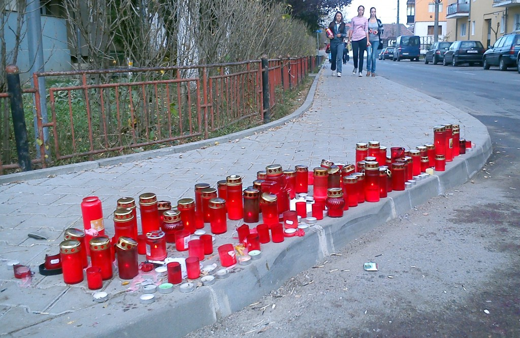 CANDELE ACCIDENT