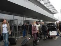 Pasagerii Lufthansa