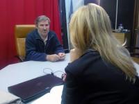 Willi Schuster in studioul NTV