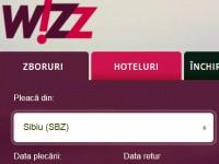 Wizz Air Sibiu London 1