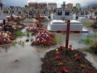 Morminte inundate Sibiu