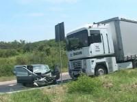 Câte vieți a salvat autostrada Sibiu-Sebeș | În tot judeţul s-au produs în primele șase luni ale anului, 235 de accidente rutiere