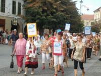 Mars de sustinere Antena 3 Sibiu