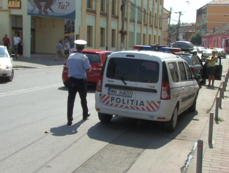 Femeie din comuna Moşna acroşată de un autoturism | VEZI amănunte