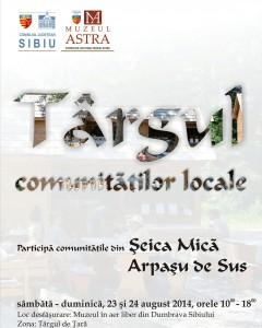 Targul Comunitatilor Locale_ed 1 - august 2014