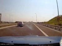 in marsarier pe autostrada