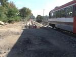 Constructorul care lucrează în gara Mediaş, sancţionat de ITM | VEZI amănunte