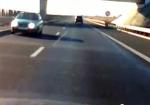 TOP VIDEO  Sperietură la volan pe A1 spre Sibiu   Un şofer gonea pe contrasens