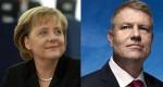 SURSE  Cancelarul Angela Merkel vine la Sibiu să îl susţină pe Klaus Iohannis