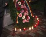 Martirii Revoluţiei din 1989 au fost comemoraţi la Mediaş | VIDEO