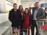Asociaţia Tinerilor Maghiari din municipiul Mediaş la Hrăneşte un zâmbet | VIDEO