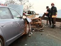 Accident DN 14 Medias