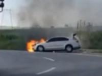 Volkswagen Jetta in flacari Sibiu