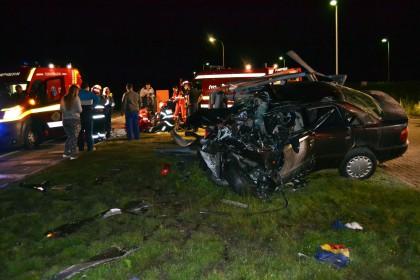 Accident rutier Miercurea  Sibiului