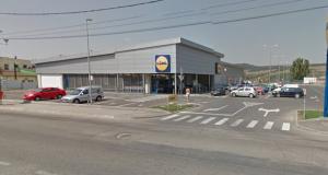 accident parcarea supermarket lidl