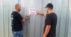 MITING SUPORTERI GAZ NETAB