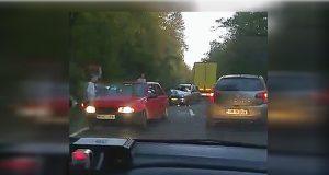 accident de circulaţie de Drumul Naţional 14, între Blăjel şi Mediaş