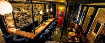 Little Red Door Bar Paris