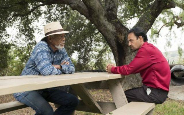 Morgan Freeman & Isidor Ruckel