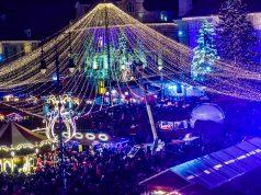 Magia Cea de-a 11-a ediție a Târgului de Crăciun de la Sibiu