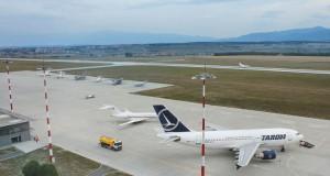 Incident de securitate aeroportul sibiu