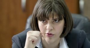 Laura Codruţa Kövesi va fi primul procuror-şef al Parchetului European