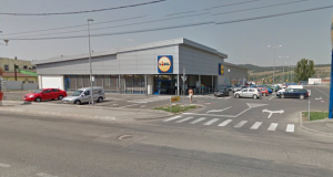 accident parcarea supermarket lidl