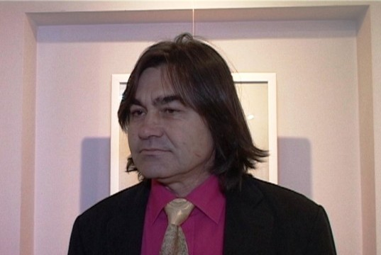 Artistul plastic Dan Zaharia