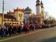 Marșul pentru viață la Mediaș