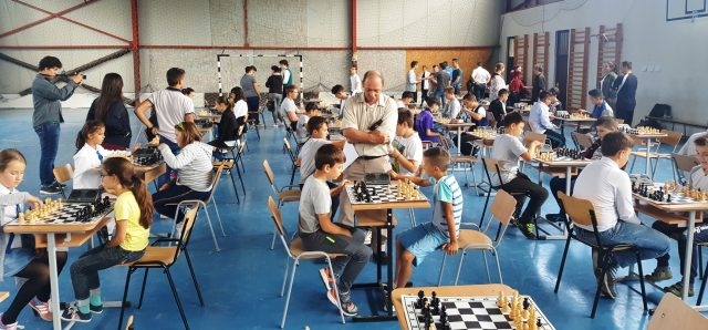 Festivalul Șah și sport în școală