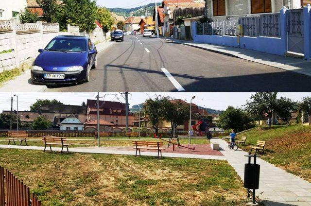 strada George Coșbuc