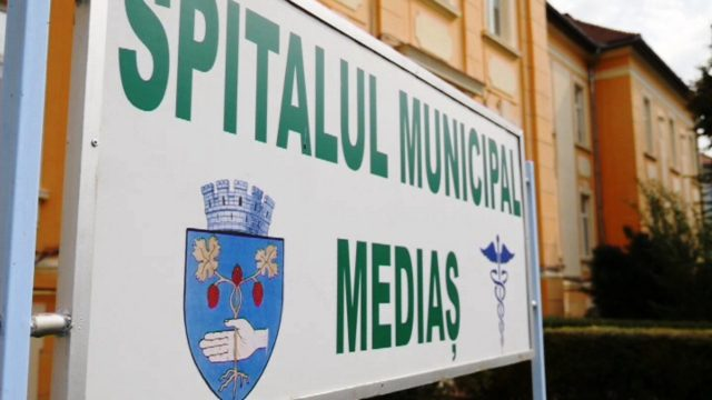 Spitalul Municipal Mediaș