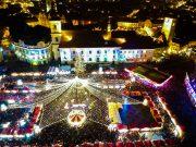Târgul de Crăciun Sibiu