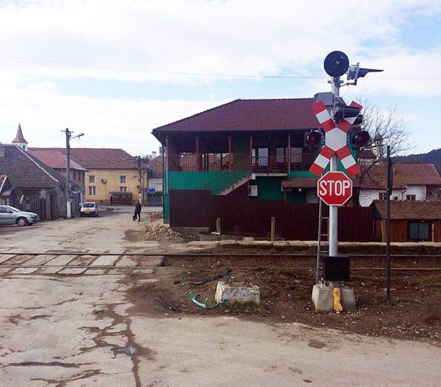 Accident tren Șeica Mare