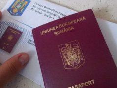 Pasapoartele simple electronice