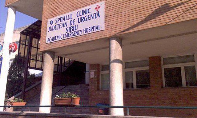 Spitalul Județean Sibiu a redus programul de vizitare