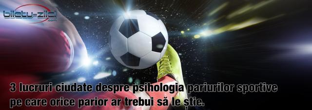 psihologia pariurilor sportive