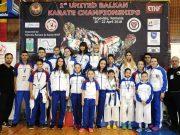 Campionatul Balcanic de Karate WUKF