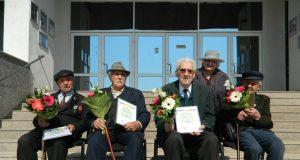 veteranilor de război