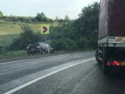 accident dn14 la șura mare