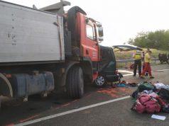 Tragic accident Ungaria