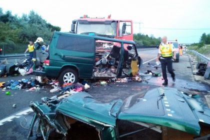 Tragic accident Ungaria 4