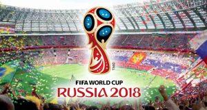 Camionatul Mondial de Fotbal Rusia 2018