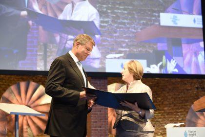 Premiul Franz Josef Strauß 2018