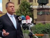 Iohannis și-a anunțat candidatura