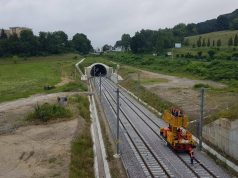 Daneș, cel mai lung tunel CFR