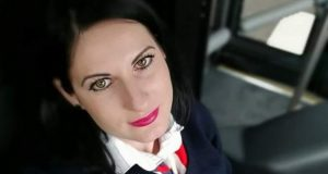 Crina Luncian (35) din Mediaș la Biel in Elveția