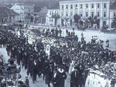 Saşii, Marea Unire şi mărul de Transilvania